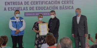 Reabrirán 12 escuelas de Monclova