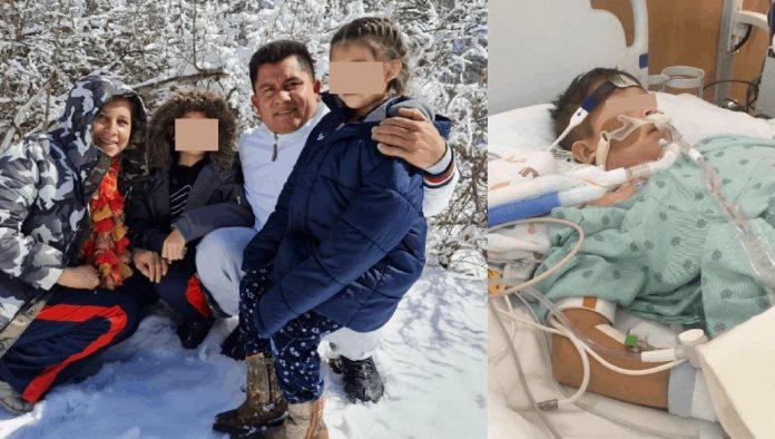 Suspende Menera su campaña por enfermedad de su hijo Exel
