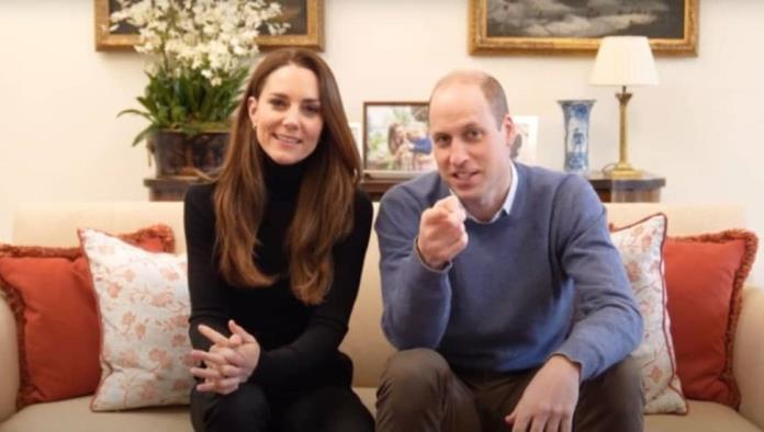 """El Príncipe Guillermo y Kate Middleton se vuelven """"youtubers"""""""