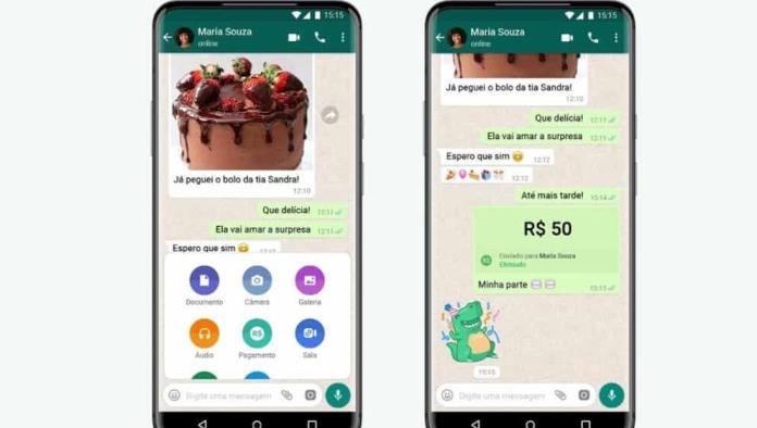 WhatsApp lanzó su sistema de pagos en Brasil