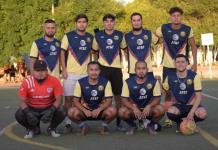 Club Bretta goleó a Skarabajo