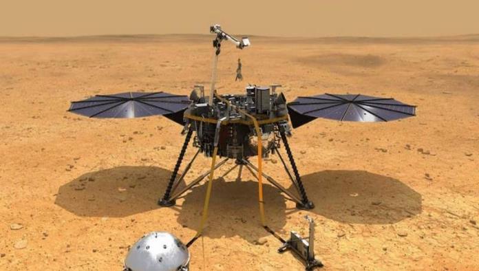 Más de 500 terremotos marcianos registrados en un año por InSight