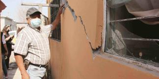 Destruye hogar fuga de SIMAS