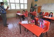 Rehabilitarán escuelas para el regreso a clases