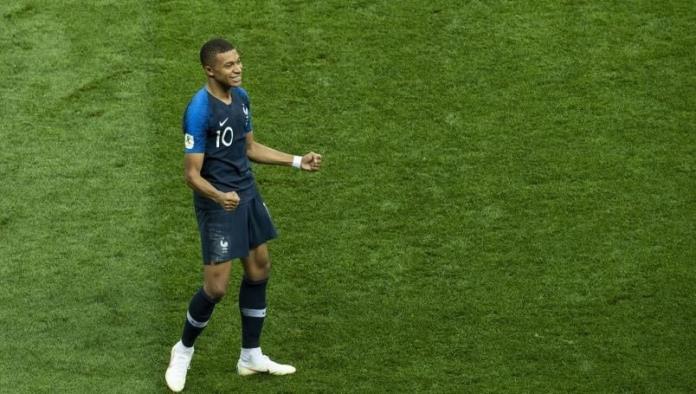 Florian Thauvin: Kylian Mbappé festeja su llegada al Club Tigres