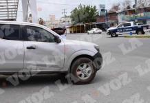 Causa choque en el Juárez