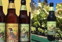La reina Isabel II lanza su propia marca de cerveza