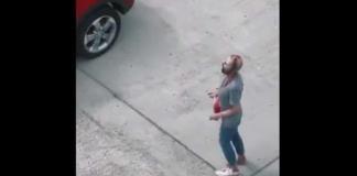 Mujer zombi causa alarma en Seattle, EU