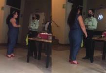 Lady come gratis; exhiben a mujer por no pagar cuenta en restaurante de Gómez Palacio