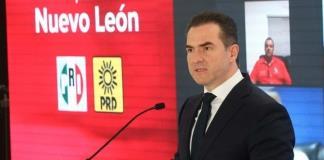 Adrián de la Garza acusa persecución política; habla de denuncia de FGR