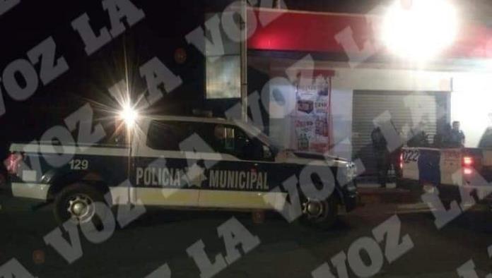 Echan 'Polis' en 'corrida' a ladrones