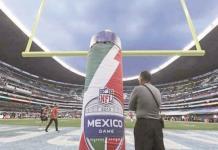 No habrá partido de NFL en México en 2021