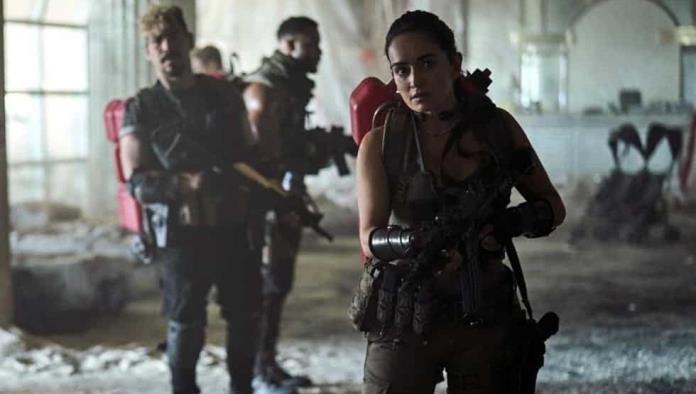 Army of Death convierte a Ana de la Reguera en la musa de Zack Snyder