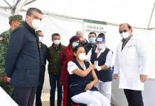 Líder Coahuila en vacunación