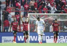 Se topan con el 'Diablo', Cruz Azul obligado a remontar