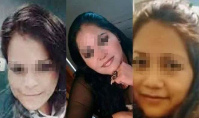 Ellas son las víctimas del feminicida serial de Atizapán
