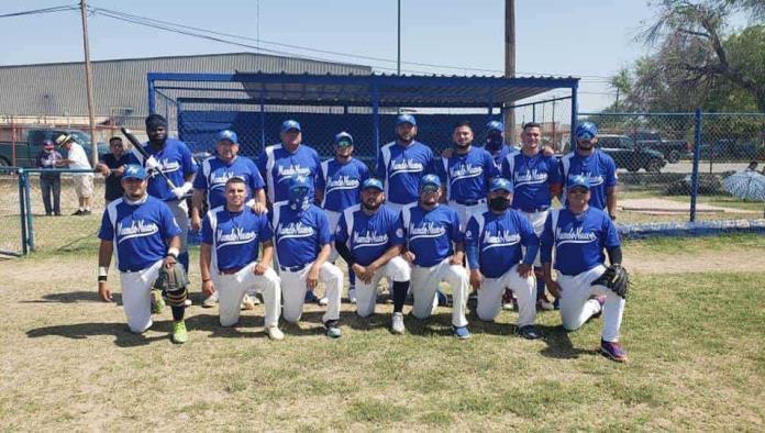 Standing del beisbol liga independiente