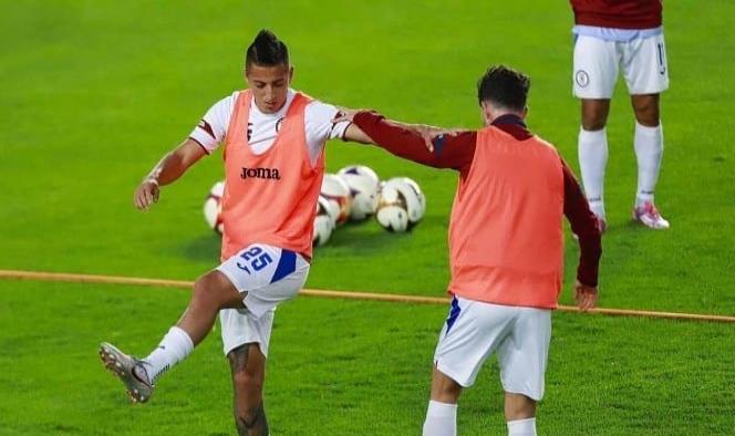 Roberto Alvarado se perderá la final contra Santos