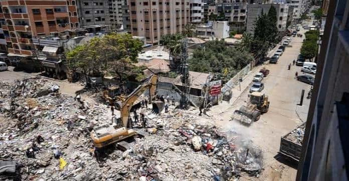 ONU: Ataques de Israel a Franja de Gaza pueden ser crímenes de guerra