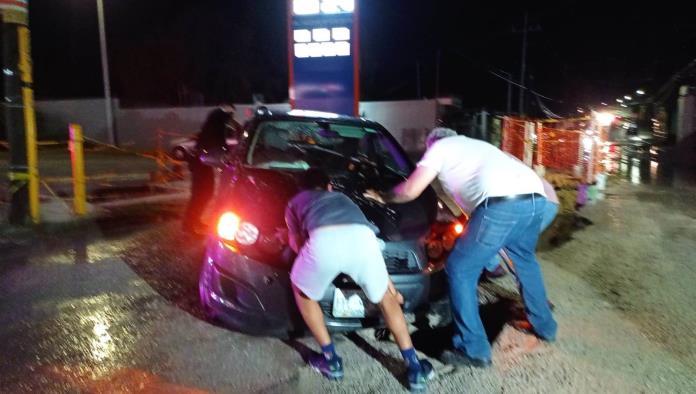 Reparará SIMAS automóvil dañado