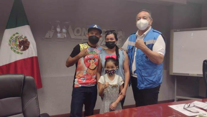 "Invita Moisés ""El Taz"" Calleros a su pelea mañana"