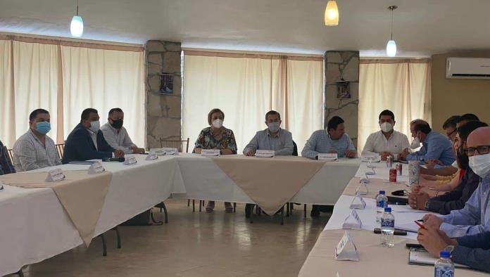 Instalan Comité Regional de ISN