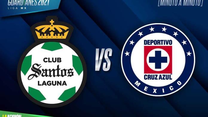 Santos vs Cruz Azul: Final Liga Mx - Partido IDA