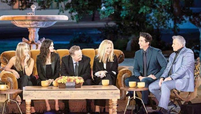 Friends, ¡Rachel y Ross se gustaban en la vida real!
