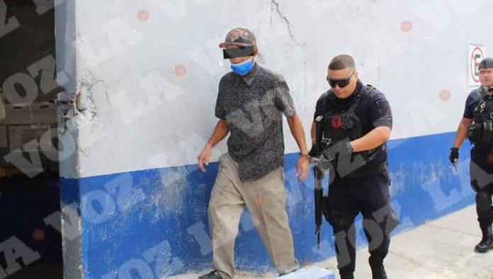 Detienen a salvadoreño