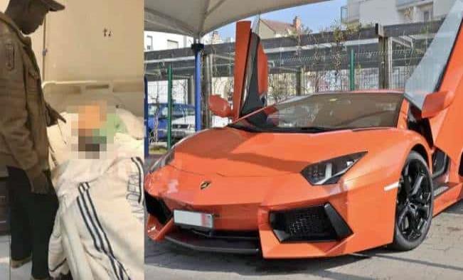 Líder de iglesia casi muere al ayunar para que Dios le dé un Lamborghini