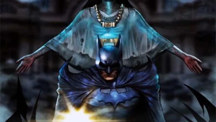 Mexicanos harán cómic de Batman