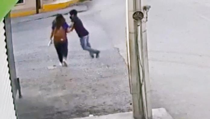 Identifican a ladrón que atacó a jovencita