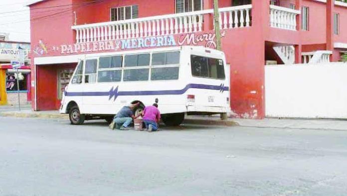Quebró pandemia al transporte público