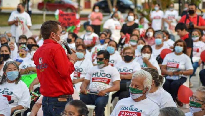 Triunfo para Hugo Lozano en San Buena