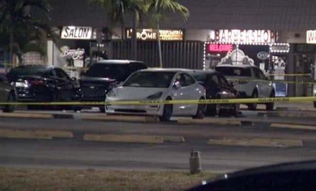 Reportan 2 muertos y 20 heridos durante una balacera en Miami