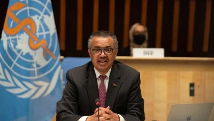 Urge OMS a concretar tratado mundial contra futuras pandemias