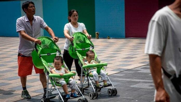 China permite un tercer hijo para contrarrestar crisis demográfica