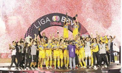 ¡Bicampeonas! Tigres Femenil derrotan a Chivas
