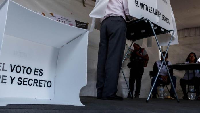 Garantizan  seguridad en votaciones