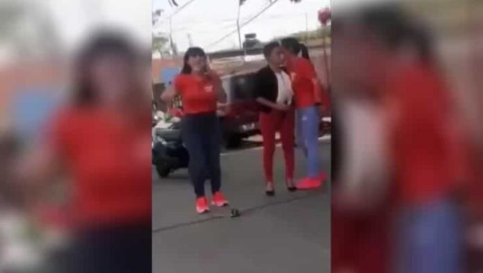 VIDEO: Difunden momento del asesinato de la candidata Alma Barragán en Moroleón