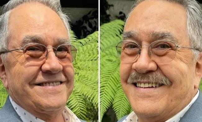 ¡Adiós bigote! Pedro Sola impacta con su radical cambio de look