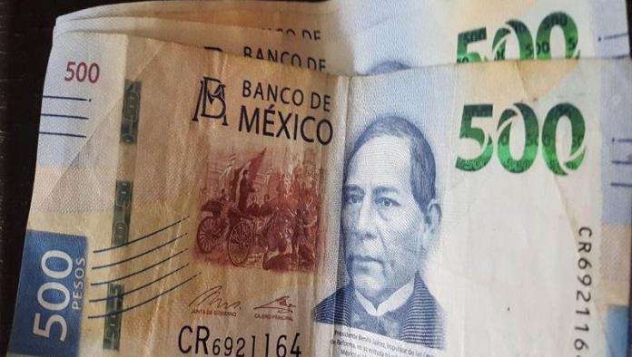 Investigan circulación de billetes falsos