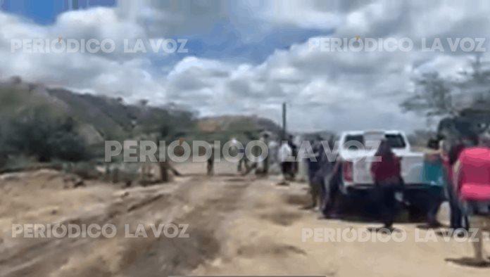 Se inunda mina; hay 7 mineros atrapados