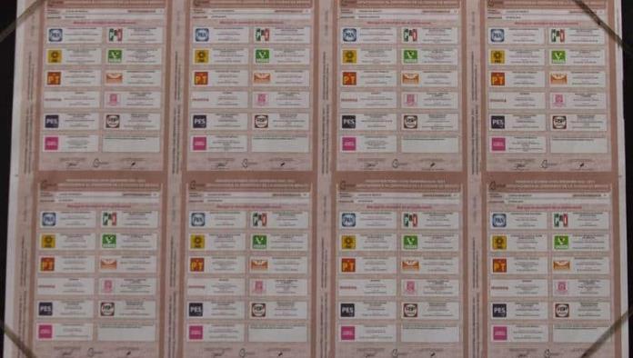 Roban 800 boletas electorales en Oaxaca