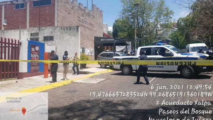 Avientan una granada falsa durante jornada de votación en casilla de Naucalpan