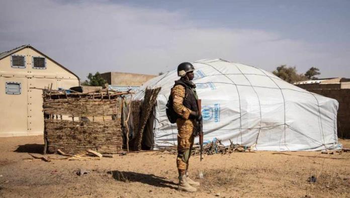 Suman 160 muertos por masacre en Burkina Faso