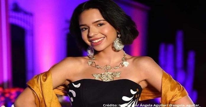 Ángela Aguilar desata rumores de boda y embarazo