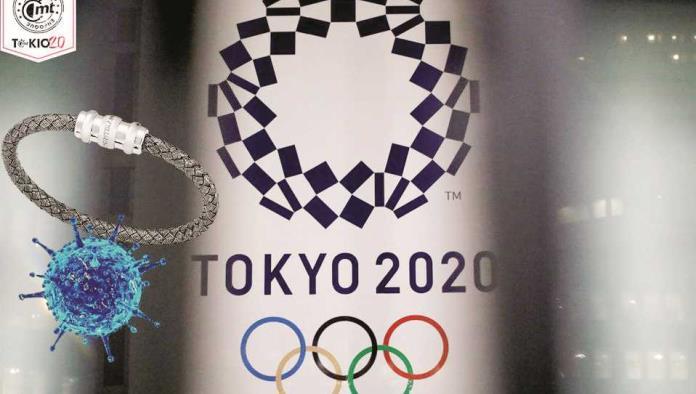 Rastrearán atletas Olímpicos con brazaletes