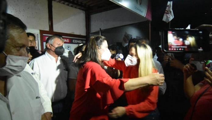 Lupita y Cristina a la espera de resultados