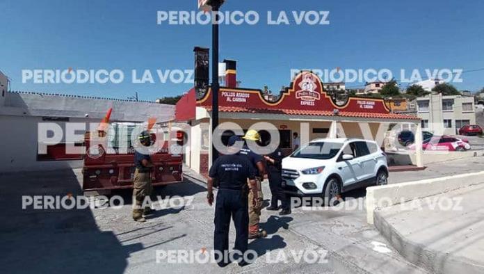 Conato de incendio en 'El Pollo Feliz'
